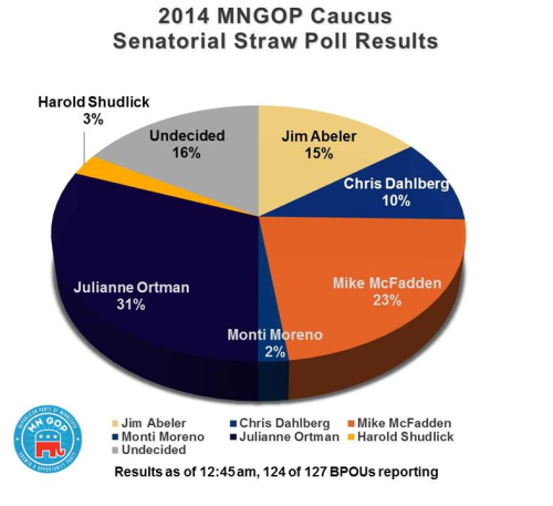 2014 straw poll senate