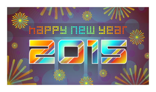 Happy New Year 2015 c